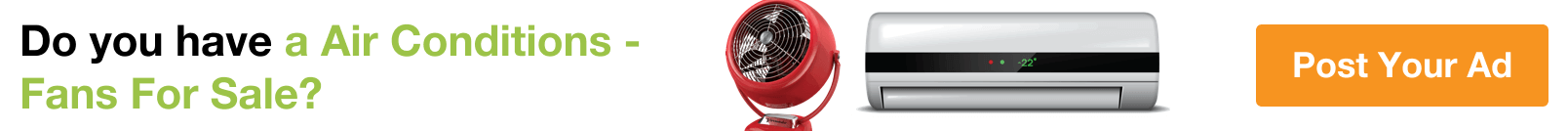 Fuji Air Conditioners - Fans for Sale in Saudi Arabia