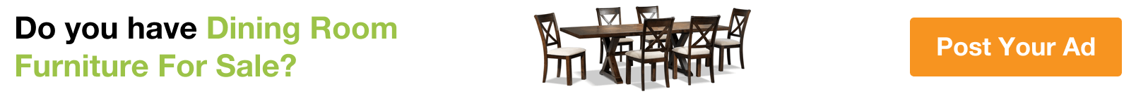 Dining Room Furniture for Sale in Saudi Arabia