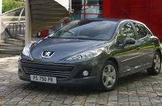 Peugeot 207 2011