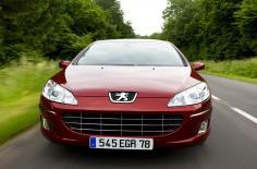 Peugeot 407 2011