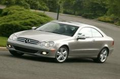Mercedes Benz CLK 2007