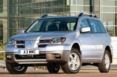 Mitsubishi Outlander 2003
