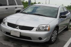 Mitsubishi Galant 2007