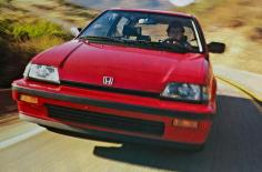 Honda Civic 1986