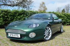 Aston Martin DB7 2001