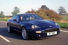 Aston Martin DB7 1998