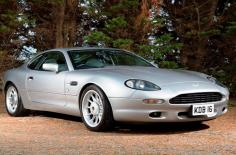 Aston Martin DB7 1996