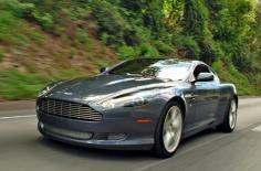 Aston Martin DB9 2007
