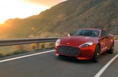 Aston Martin Rapide 2014
