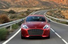 Aston Martin Rapide 2013