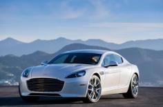 Aston Martin Rapide 2016
