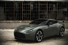 Aston Martin V12 2013
