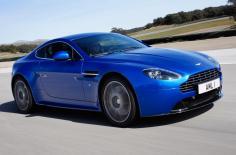 Aston Martin V12 2012