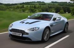 Aston Martin V12 2010