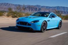 Aston Martin V12 2016