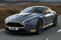 Aston Martin V12 2017