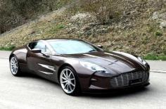 Aston Martin One-77 2011