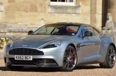 Aston Martin Vanquish 2016