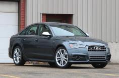 Audi S6 2017
