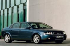 أودي A4 2002
