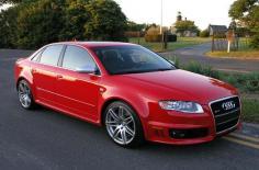 Audi RS4 2007