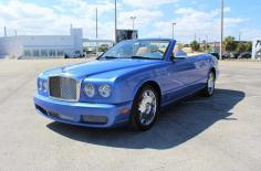 Bentley Azure 2009