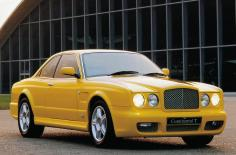 Bentley Continental 2001
