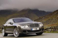 Bentley Continental GT 2008