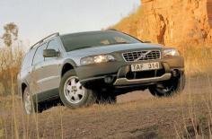 Volvo XC70 2003