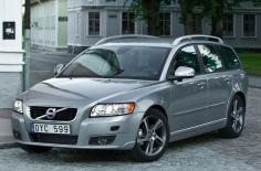 فولفو V50 2007