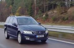 Volvo V70 2015