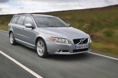 Volvo V70 2011