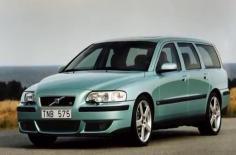 فولفو V70 2003