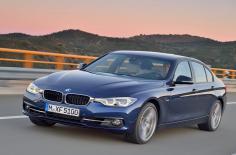 BMW 318 2013