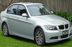 BMW 318 2011