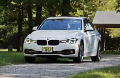 BMW 318 2018