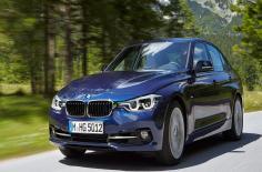 BMW 318 2019
