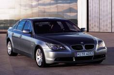BMW 520 2007